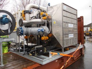 Gas Filtration Equipment en route to Argentina